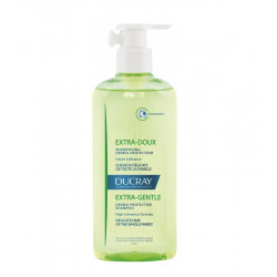 Ducray Extra-Doux Shampooing Flacon Pompe 400 ml