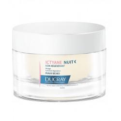 Ducray Ictyane Soin Régénérant Nuit 50 ml
