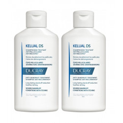 Ducray Kelual DS Shampooing 2 x 100 ml