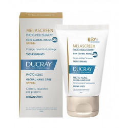 Ducray Melascreen Photo-Aging Global Hand Care SPF 50+ 50 ml