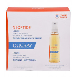 Ducray Neoptide Lotion Femmes 3 x 30 ml