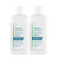 Ducray Sensinol Shampooing Traitant Physioprotecteur 2 x 200 ml