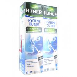 Humer Hygiène du Nez Adulte 2 x 150 ml