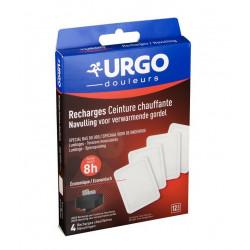 Urgo Recharge Ceinture Chauffante x 4