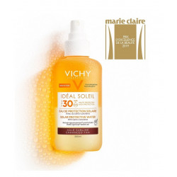 Vichy Idéal Soleil Solar Protective Water Enhanced Tan SPF 30 200 ml