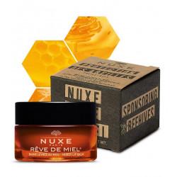 Nuxe Rêve de Miel Baume Lèvres au Miel Ultra-Nourrissant 15 g Protection des Abeilles