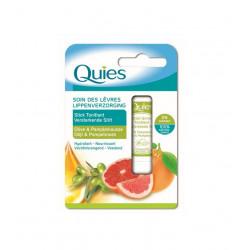 Quies Soin des Lèvres Stick Tonifiant Olive & Pamplemousse 4,5 g