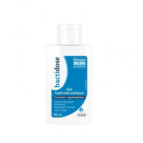 Bactidose Gel Hydroalcoolique 100 ml