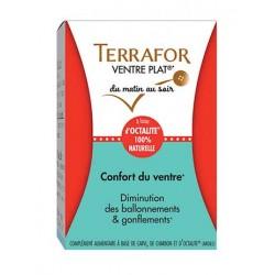 terrafor ventre plat 60 gélules