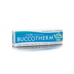 Buccotherm Gel Dentifrice Junior 7-12 Ans Menthe 50 ml