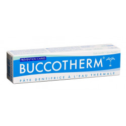 buccotherm prévention caries 75 ml