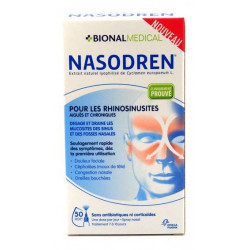 bional medical nasodren 50 mg