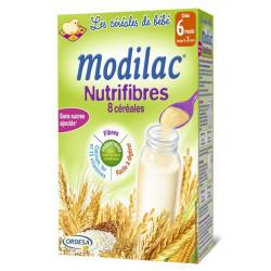 modilac céréales nutrifibres 8 céréales 300 g