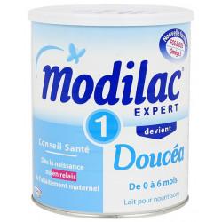 modilac expert doucéa 1 800 g