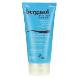 bergasol après-soleil crème hydratante et prolongatrice de bronzage 150 ml