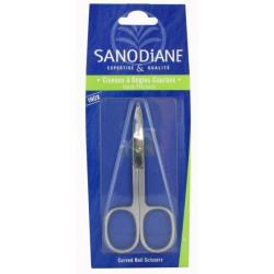 sanodiane ciseaux à ongles courbes