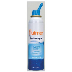 Zambon Fluimer Isotonique Hygiène Nasale Adultes 125 ml