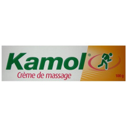 WYETH : KAMOL CRÈME DE MASSAGE 100G