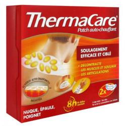 thermacare patch auto-chauffant 8h nuque épaule poignet x 2