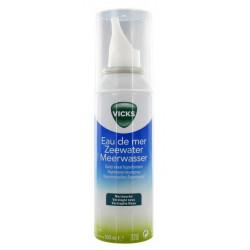 Vicks Eau de Mer Spray Nasal Hypertonique 100 ml