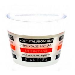 Planter's Acide Hyaluronique Crème Visage Anti-Âge Raffermissante 50 ml