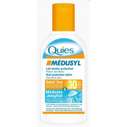 Quies Médusyl Lait Double Protection SPF 30 120 ml