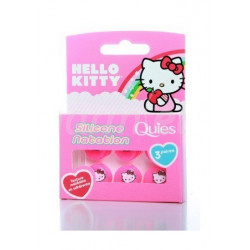 quies protection auditive silicone natation enfant hello kitty 3 paires